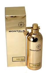 Аромат роскошной женщины Montale Pure Gold