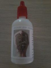 Лосьон для укрепления и роста волос «Людмила»