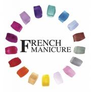 Слоятся ногти? А ты их заламинируй! Салон French Manicure