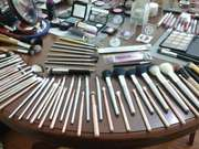Кисточки для макияжа от 1000 до 2500 тг