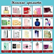 парфюмерия от брендовых производителей