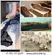 Природная минеральная вода Сарыагаш санатория Айша Биби